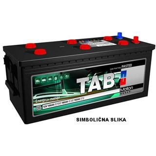 AKUMULATOR 12V180 AH TOPLA PASTED MOTION